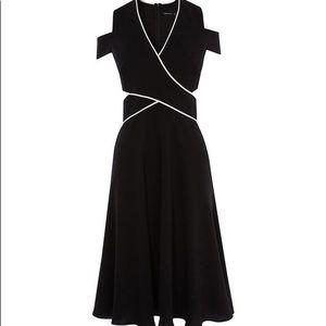 Karen Millen Cold Shoulder Dress NWT size 6USA